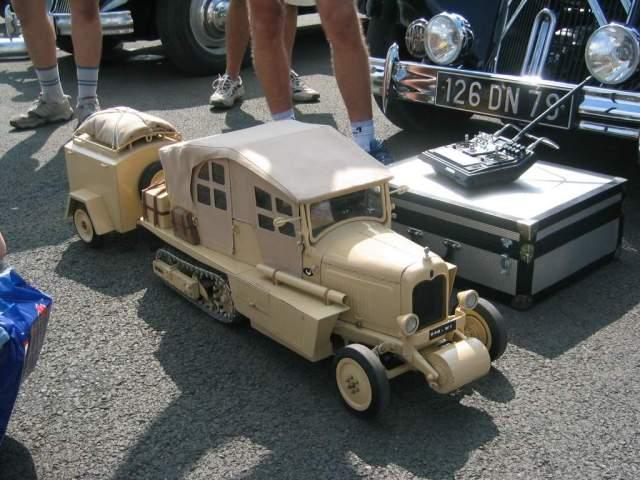 voiture à 6 roues