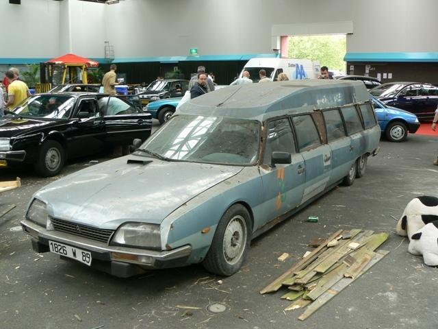 Citroën Tissier «CX14» – 1981