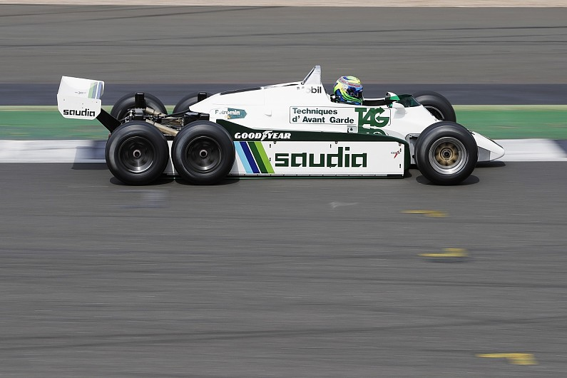 Williams F08B – 1982