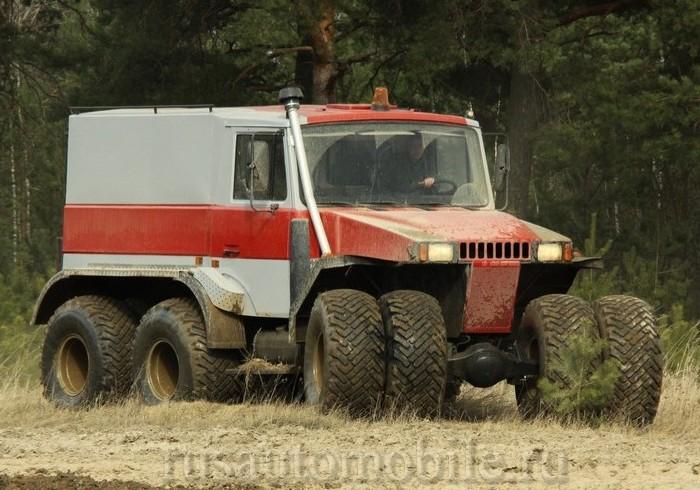 Biélorusse Pegasus 6×6 – 2014