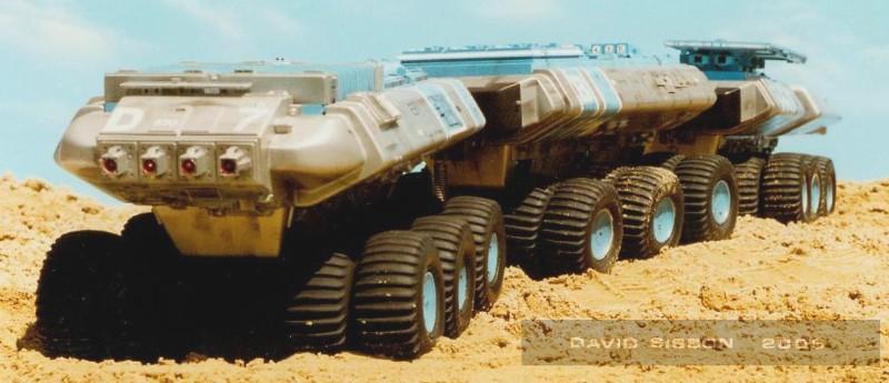 Overlander – 18 roues – 1988