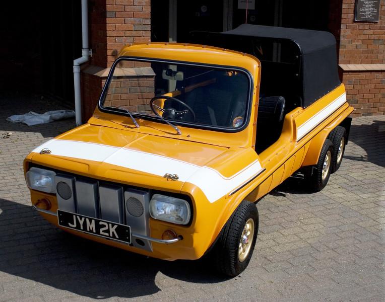Safari Stimson Six – Barry Stimson 1972