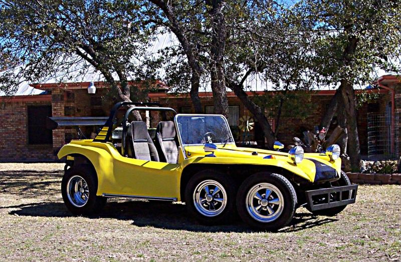 Dune Buggy Jim Apple '60