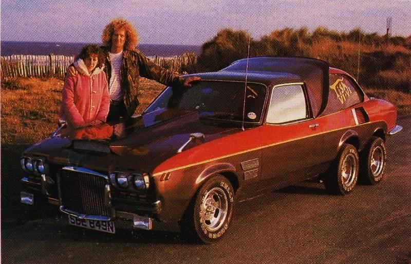 Capri Tisa VI + VI – Trevor Wright 1986