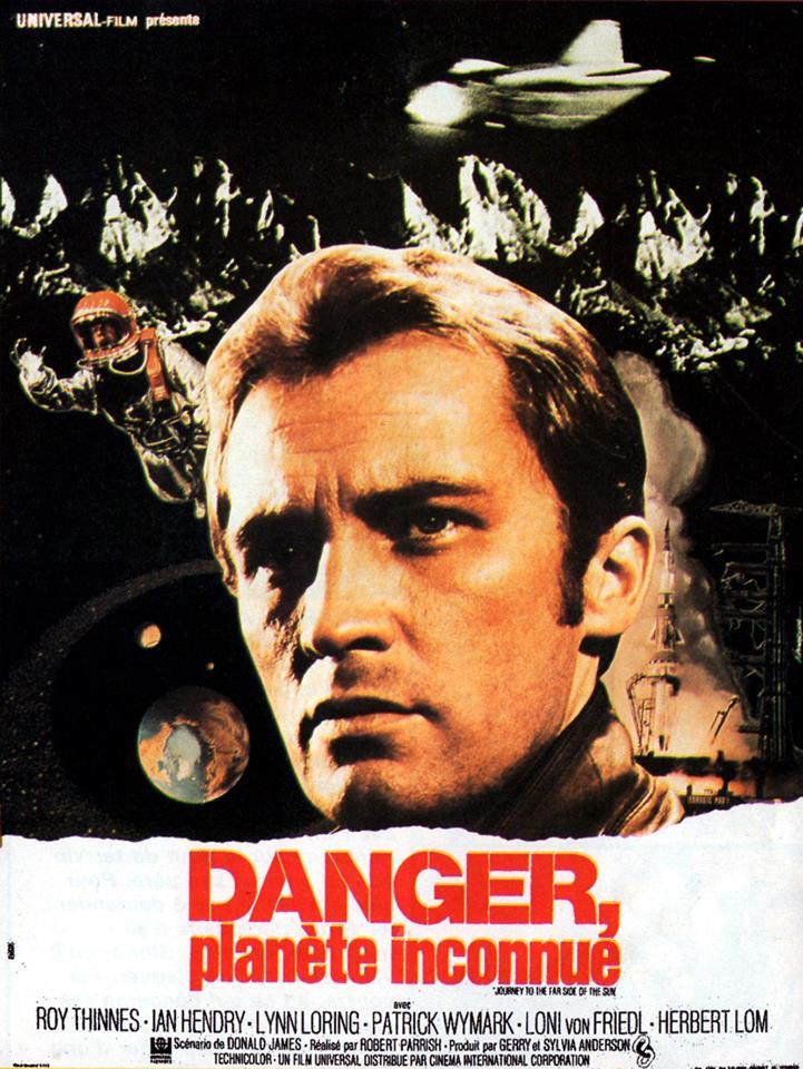 Danger, planète inconnue – 1969