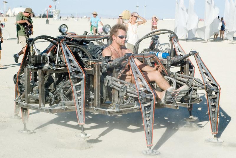 Mondo Spider – 2006