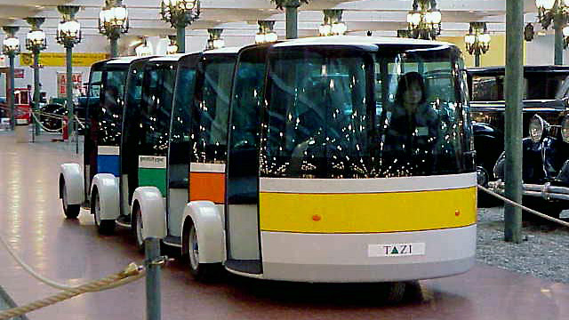 TAZI People Mover – Horlacher AG 1997