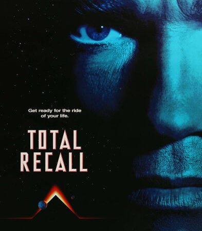Total Recall – 1990