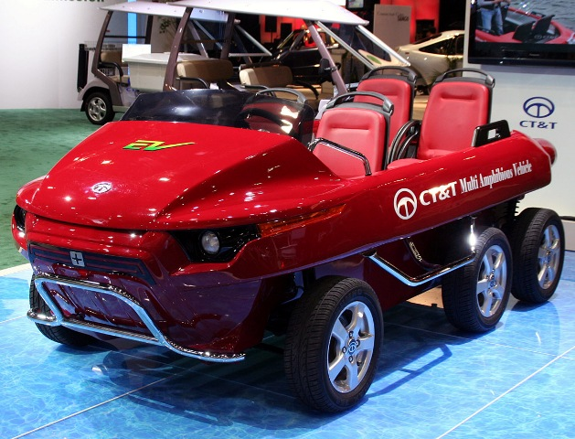 CT&T Multi-Amphibious-Vehicule – 2010