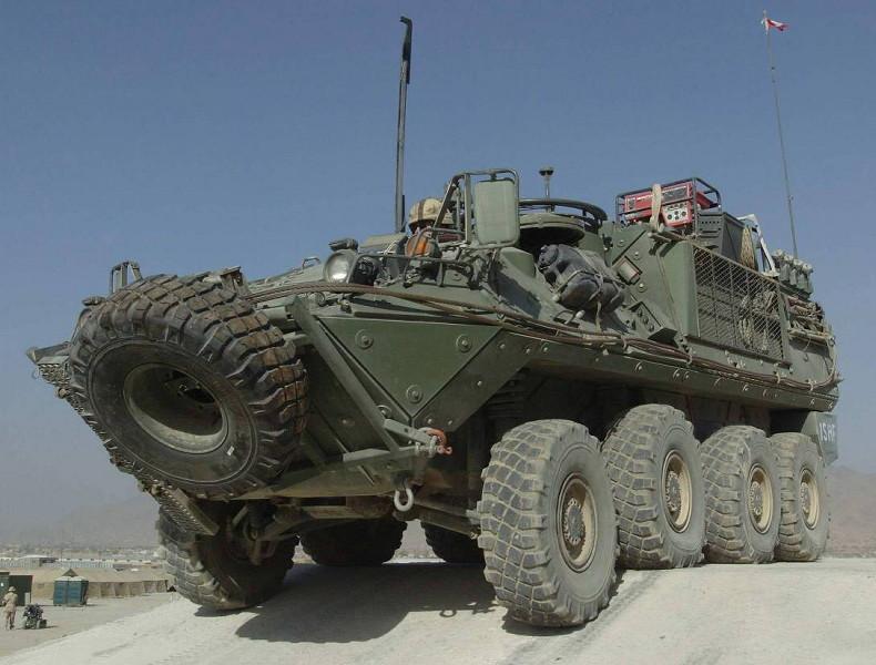 Quelques autres véhicules militaires