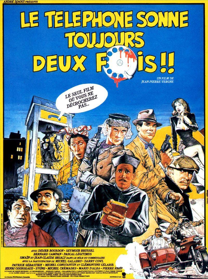 Le téléphone sonne toujours deux fois de Jean Pierre Vergnes – 1985