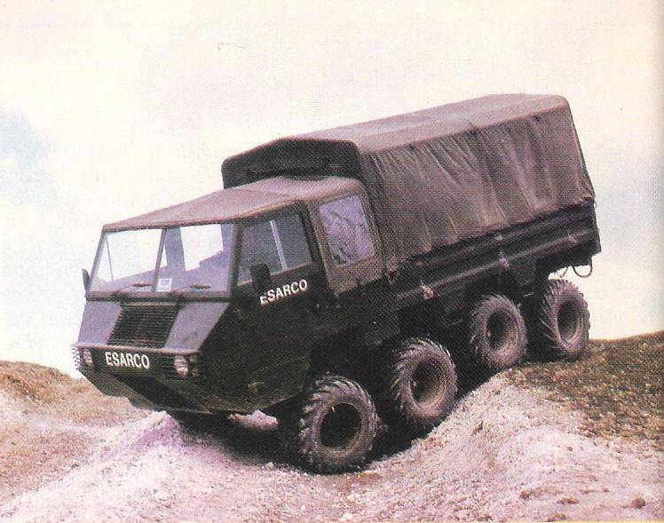 Land Rover dérivées