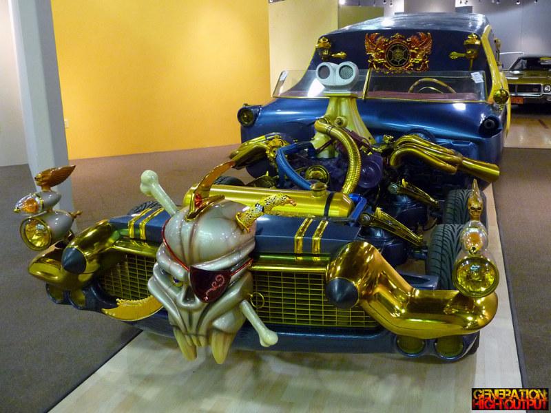 Cadillac Eldorado Art Car – Richard Fletcher