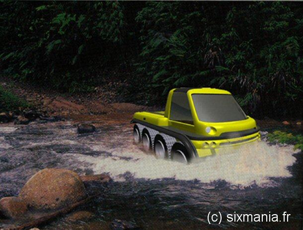 Dévers SA – Ramster-X