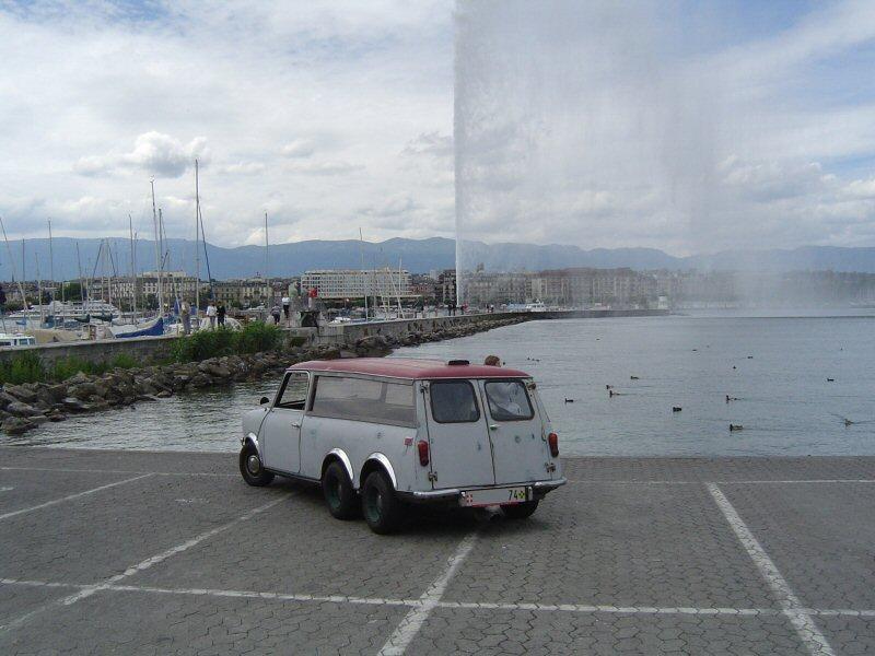 Mini 6 roues – Didier Blute AU
