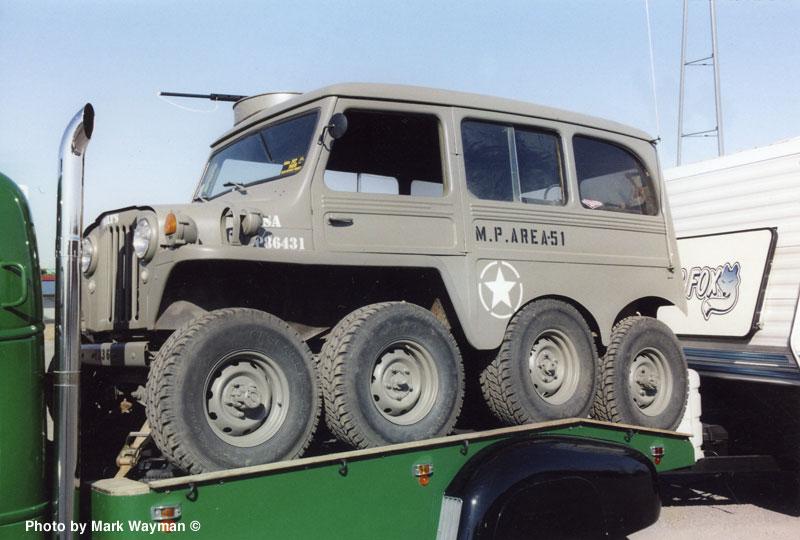 Jeep dérivées