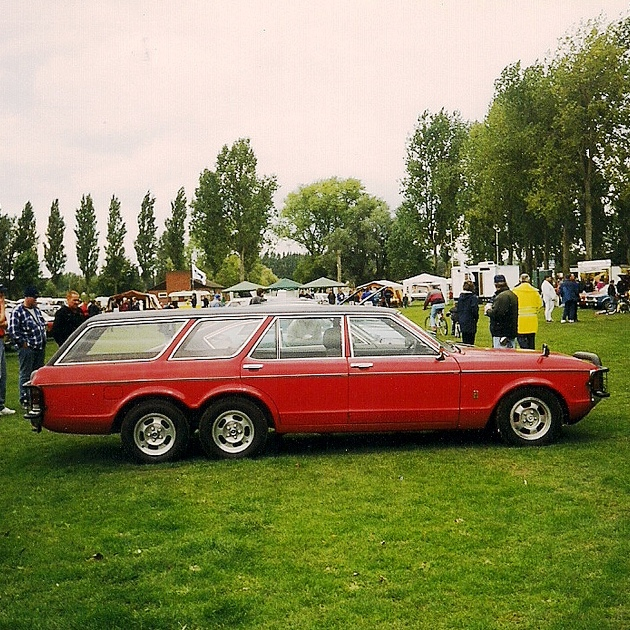 Ford Granada Estate Special – 1976