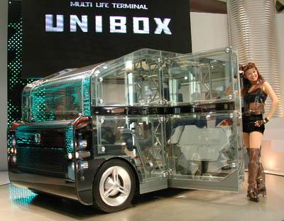 Honda Unibox