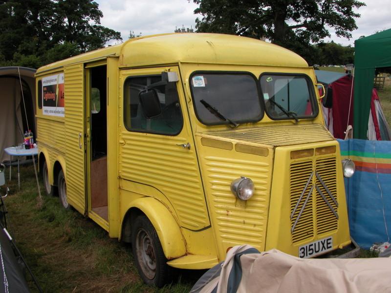 Citroën HY 6 roues