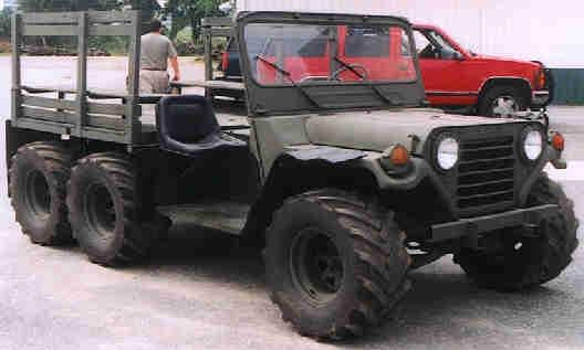 Les autres Jeeps