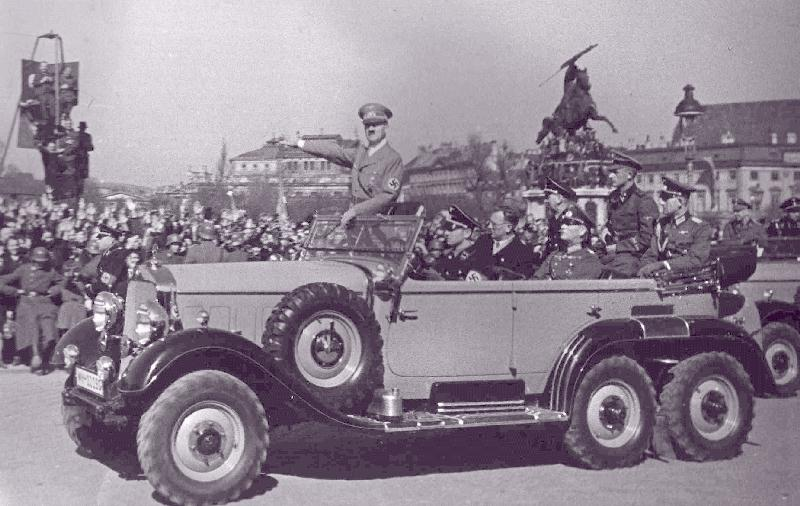 Mercedes G 1930