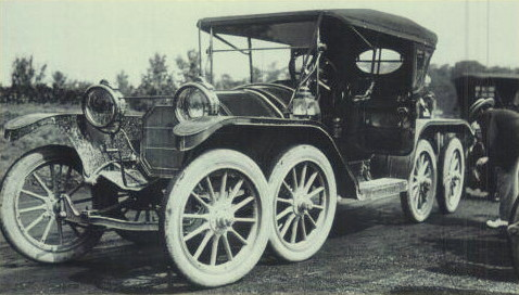 Octoauto Milton Reeves – 1910