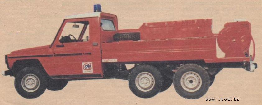 CdL – Peugeot P4 Pompier