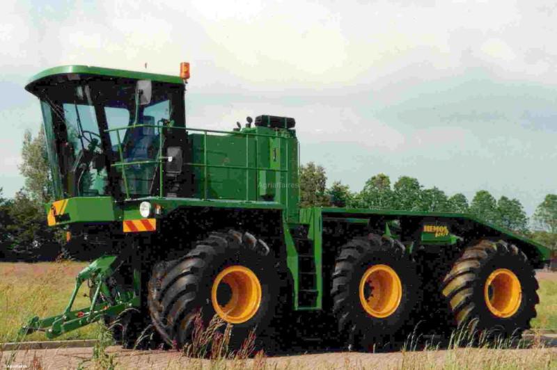 Les tracteurs agricoles