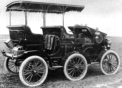 Pullman Six-Wheeled Automobile