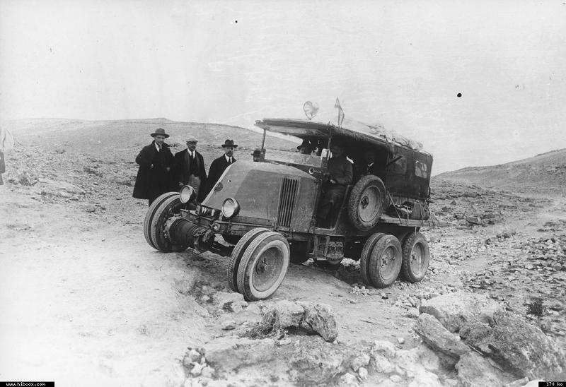 Renault 10 cv 1924 Torpedo