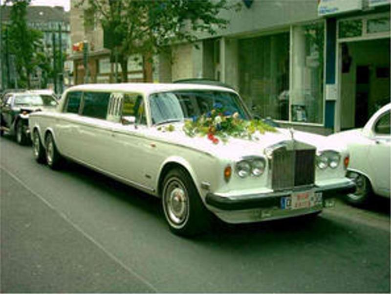 Rolls Royce à 6 roues