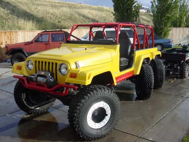 Jeep Wrangler x6 TOYO TIRES