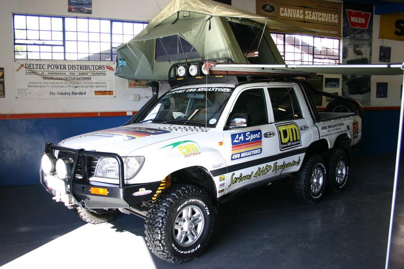 Toyota 6×6