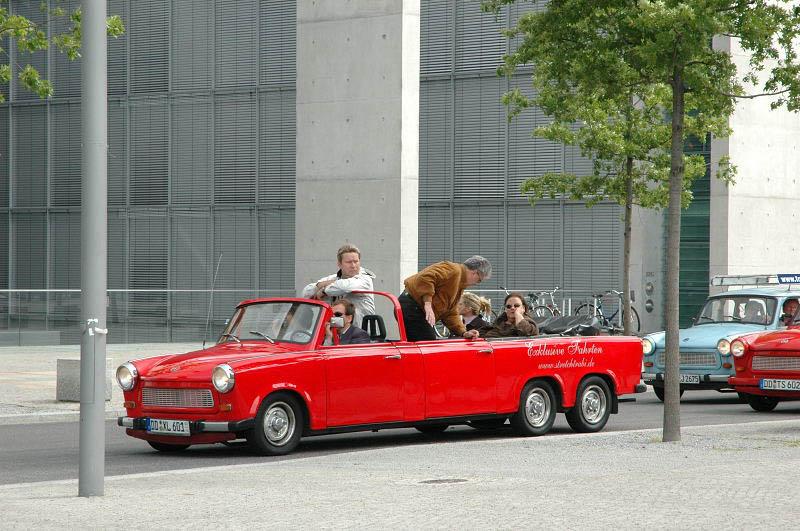 Limousines Traban et Pacer
